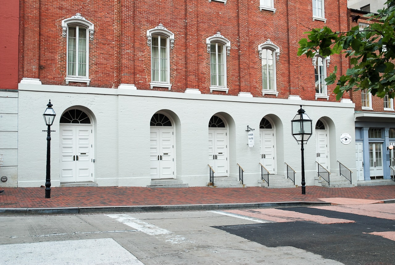 FORD'S THEATRE NATIONAL HISTORIC SITE image 1