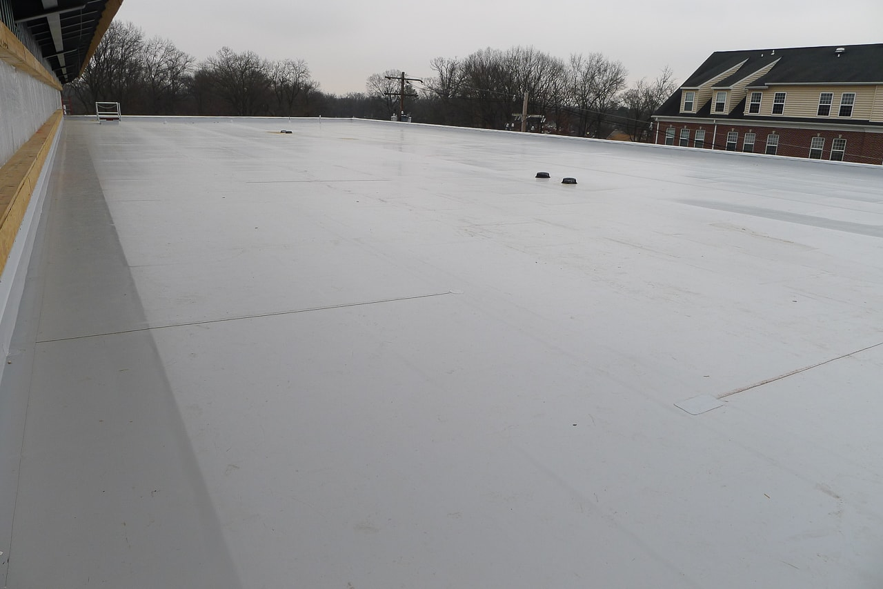 Single Ply Roof  21