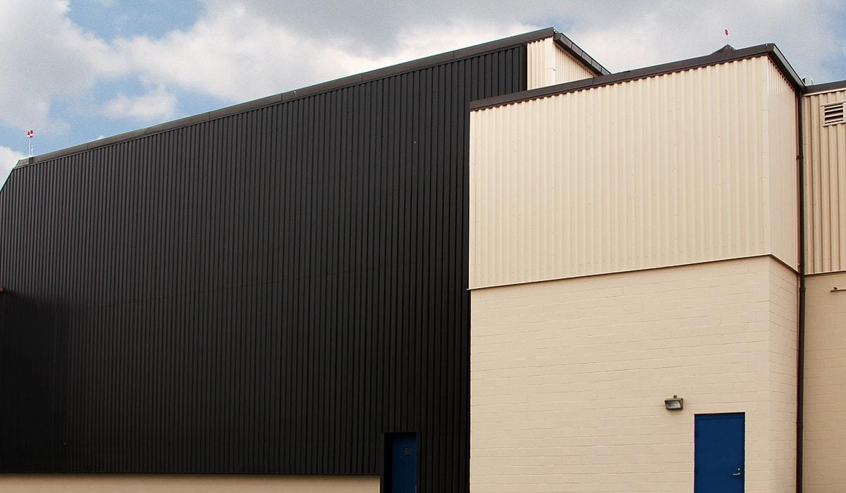 Architectural Metal Façade | Autumn Contracting, Inc  | ACI